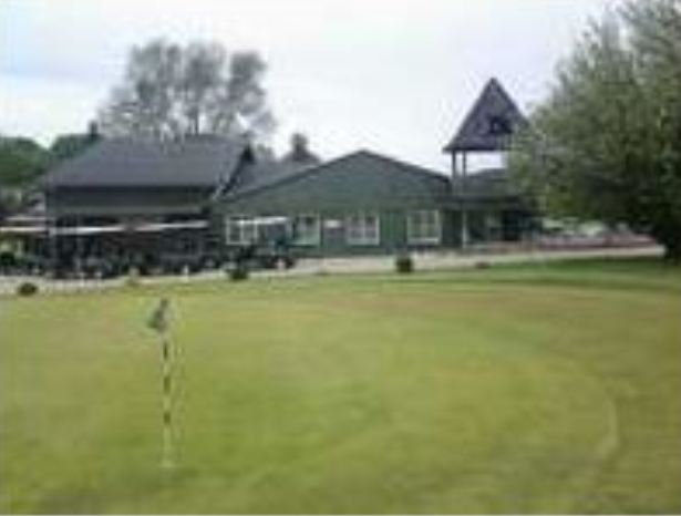 Bennington Golf Club & Driving Range, CLOSED 2014,Owosso, Michigan,  - Golf Course Photo