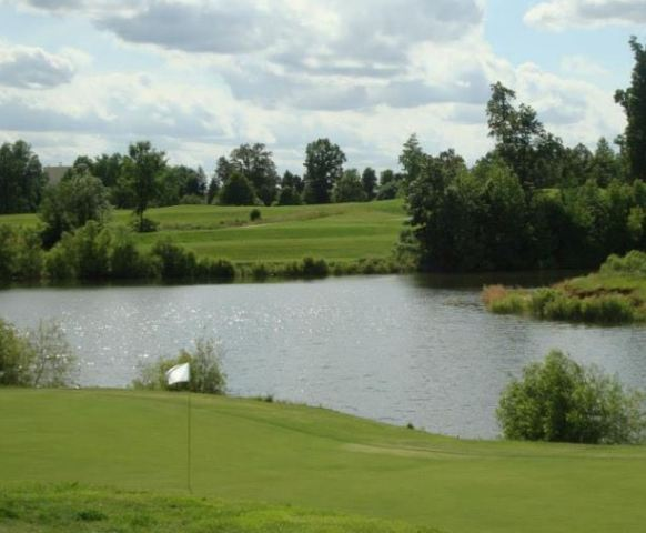 Bent Tree Golf Course,Jackson, Tennessee,  - Golf Course Photo