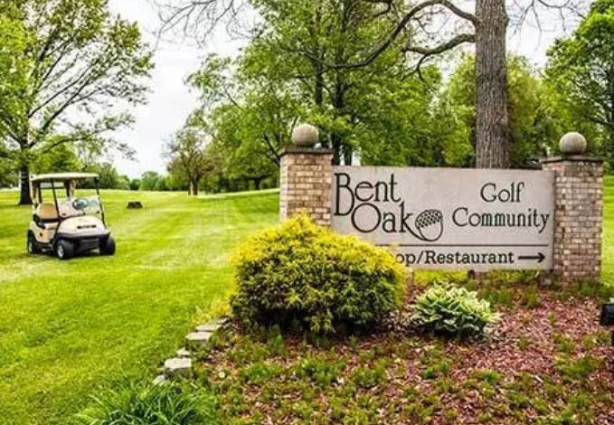Golf Course Photo, Bent Oak Golf Club, Elkhart, Indiana, 46517