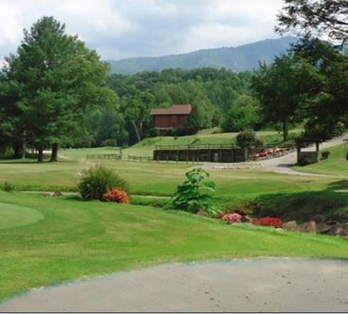 Bent Creek Golf Course, Gatlinburg, Tennessee,  - Golf Course Photo