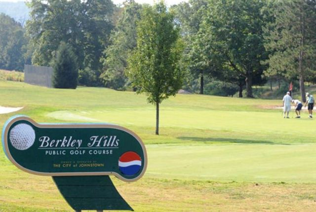 Berkley Hills Municipal Golf Course, Johnstown, Pennsylvania, 15905 - Golf Course Photo