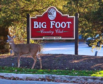 Big Foot Country Club | Big Foot Golf Course