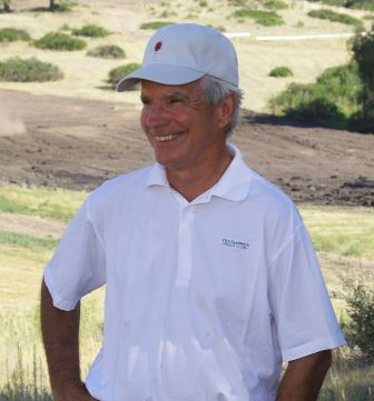 Golf architect Photo, Bill Coore