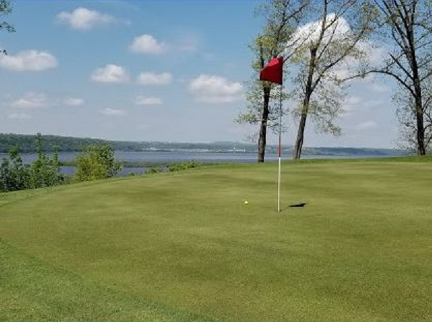 Birchwood Golf Course, Kieler, Wisconsin,  - Golf Course Photo