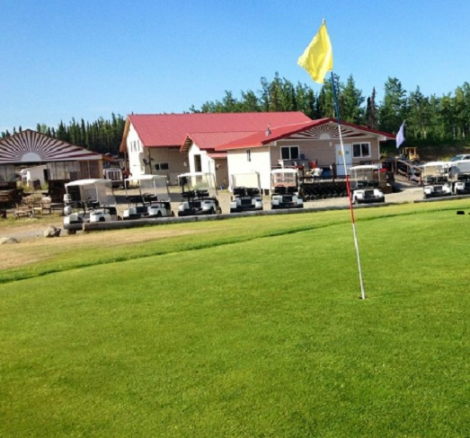 Bird Homestead Golf Course, Soldotna, Alaska,  - Golf Course Photo