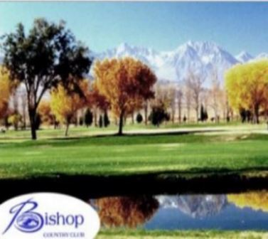 Golf Course Photo, Bishop Country Club, Bishop, 93514