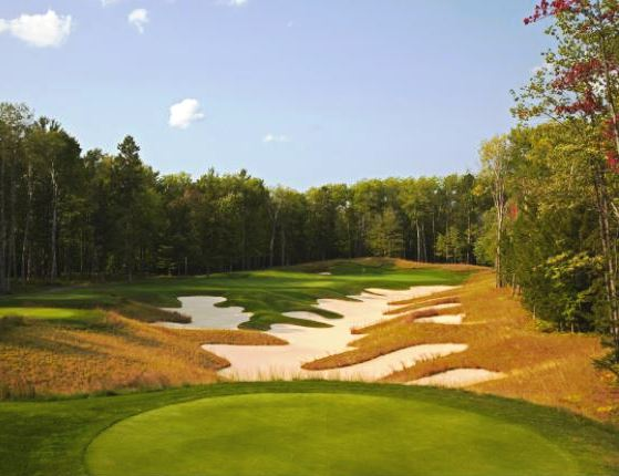 Black Lake Golf Club, Championship Golf Course,Onaway, Michigan,  - Golf Course Photo