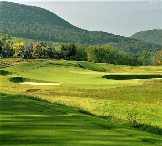 Golf Course Photo, Black Creek Club, Chattanooga, Tennessee, 37419
