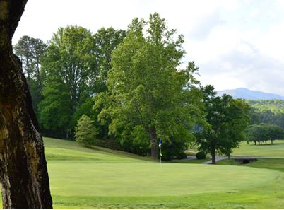 Golf Course Photo, Black Mountain Golf Course, Black Mountain, 28711