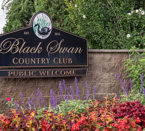 Black Swan Country Club, Georgetown, Massachusetts,  - Golf Course Photo