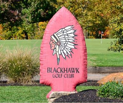 Golf Course Photo, Blackhawk Golf Club | Blackhawk Golf Course, Galena, 43021