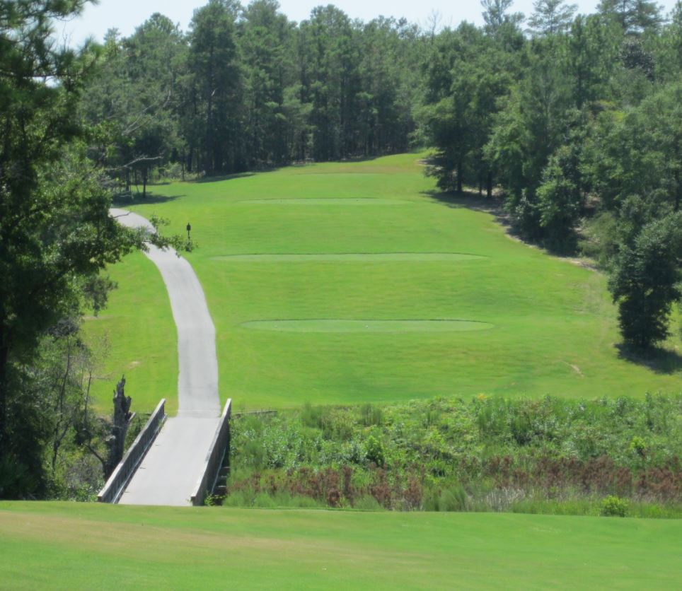 Blackstone Golf Course, Defuniak Springs, Florida,  - Golf Course Photo