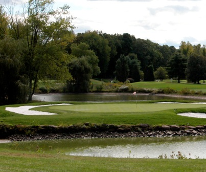 Golf Course Photo, Blue Fox Run Golf Club, Avon, 06001