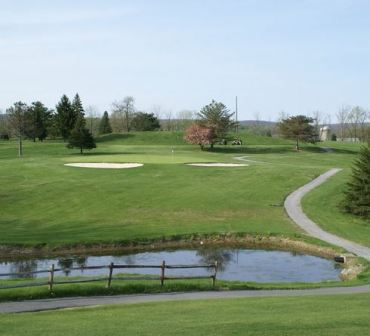 Blue Mountain View Golf Course,Fredericksburg, Pennsylvania,  - Golf Course Photo