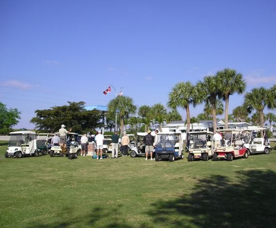 Blue Cypress Golf & RV Resort