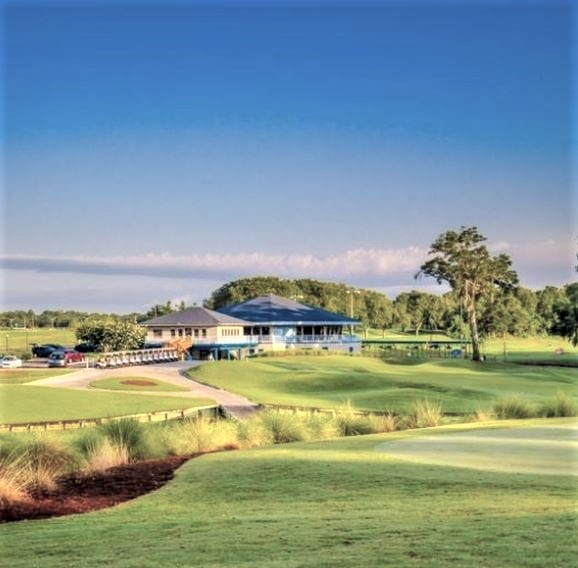 Blue Cove Golf Club, Jacksonville, Florida,  - Golf Course Photo