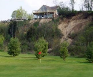 Golf Course Photo, Bluff Creek Golf Course, Greenwood, 46134