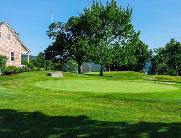 Blush Hill Country Club,Waterbury, Vermont,  - Golf Course Photo