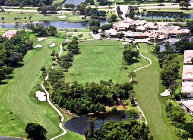 Golf Course Photo, Boca Lago Country Club | Boca Lago Golf Course, Boca Raton, 33433