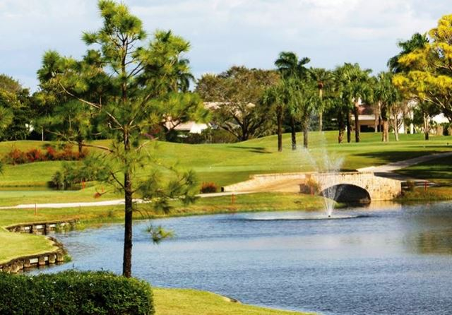 Bocaire Country Club, Boca Raton, Florida, 33487 - Golf Course Photo