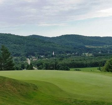 Bolivar Golf Club, Evergreen Golf Course,Bolivar, New York,  - Golf Course Photo