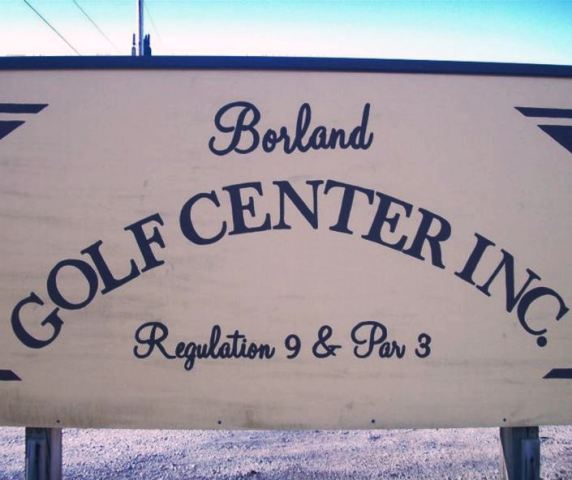 Borland Golf Center, Regulation Nine Golf Course
