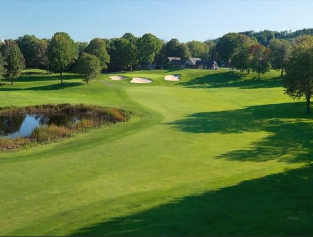Golf Course Photo, Boyne Highlands Resort & Country Club, The Heather, Harbor Springs, 49740