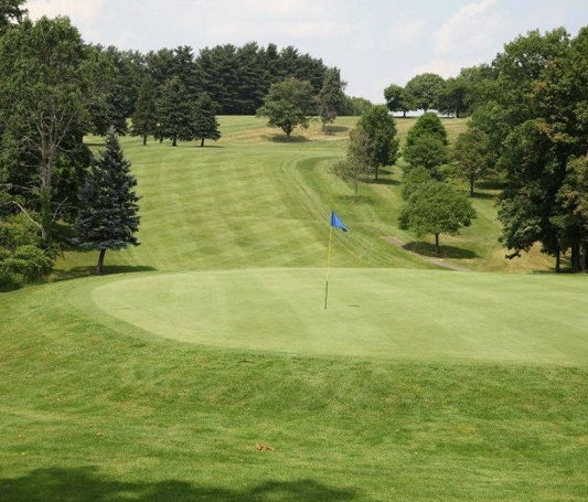 Brackenridge Heights Country Club, CLOSED 2017, Natrona Heights, Pennsylvania,  - Golf Course Photo