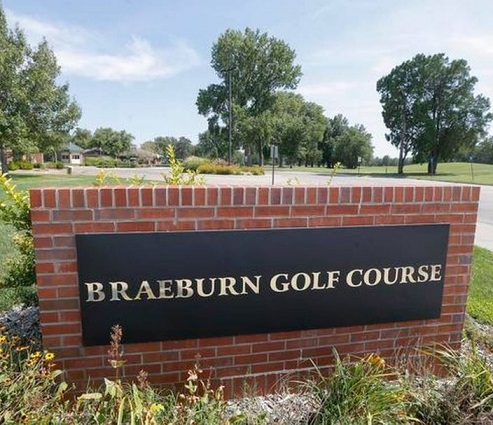 Braeburn Golf Club at WSU, CLOSED 2014, Wichita, Kansas,  - Golf Course Photo