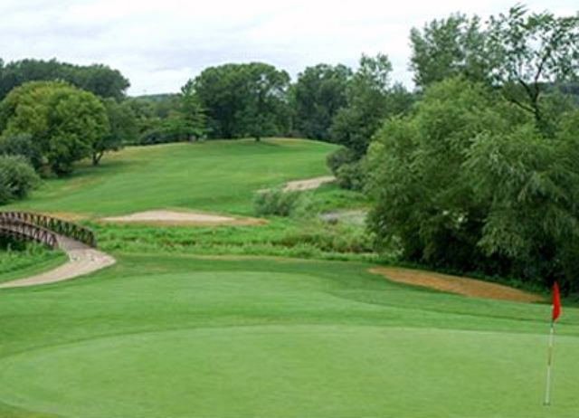 Braemar Golf Course, Regulation Course,Edina, Minnesota,  - Golf Course Photo