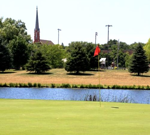 Breda Golf Club, Breda, Iowa,  - Golf Course Photo