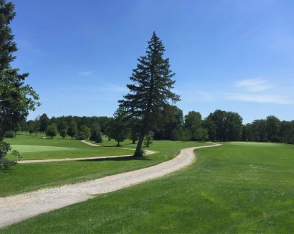 Golf Course Photo, Brentwood Golf Club, Grafton, 44044