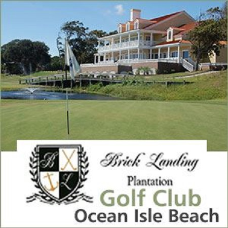 Golf Course Photo, Brick Landing Plantation, Ocean Isle Beach, 28469