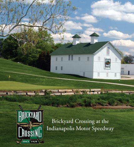 Brickyard Crossing, Indianapolis, Indiana,  - Golf Course Photo