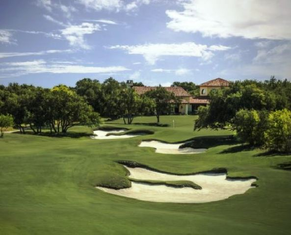 Golf Course Photo, Briggs Ranch Golf Club, San Antonio, Texas, 78245