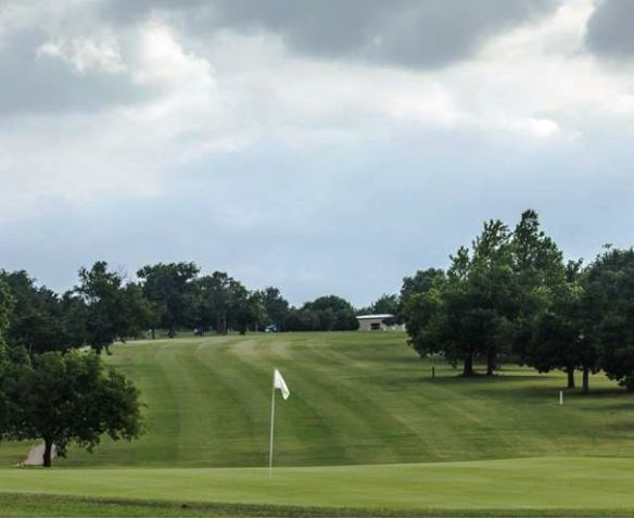 Broadmoore Golf Course,Moore, Oklahoma,  - Golf Course Photo