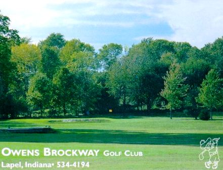 Brockway Golf Club, CLOSED 2011,Lapel, Indiana,  - Golf Course Photo