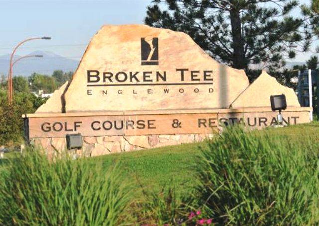 Golf Course Photo, Broken Tee Golf Club, Par 3 Course, Englewood, 80110