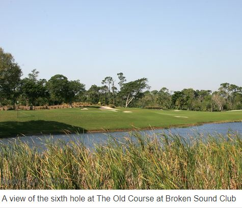 Golf Course Photo, Broken Sound Club, Old Course, Boca Raton, 33496