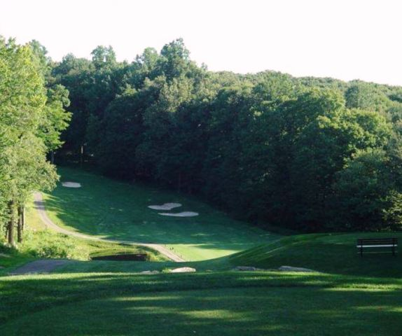 Brownson Country Club,Shelton, Connecticut,  - Golf Course Photo