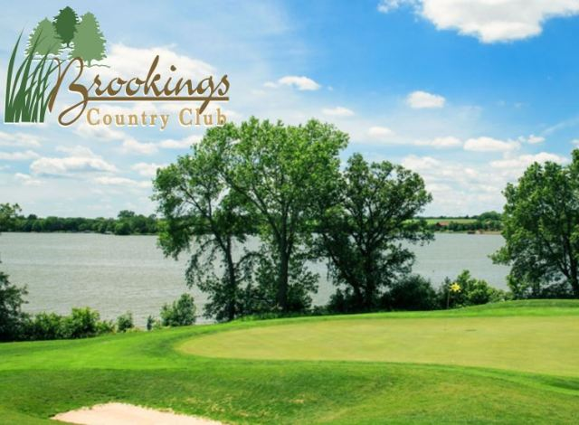 Golf Course Photo, Brookings Country Club, Brookings, South Dakota, 57006