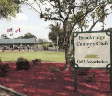 Golf Course Photo, Brookridge Country Club, Brookridge Golf Course, Brooksville, 34613
