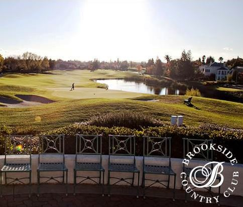 Brookside Country Club,Stockton, California,  - Golf Course Photo