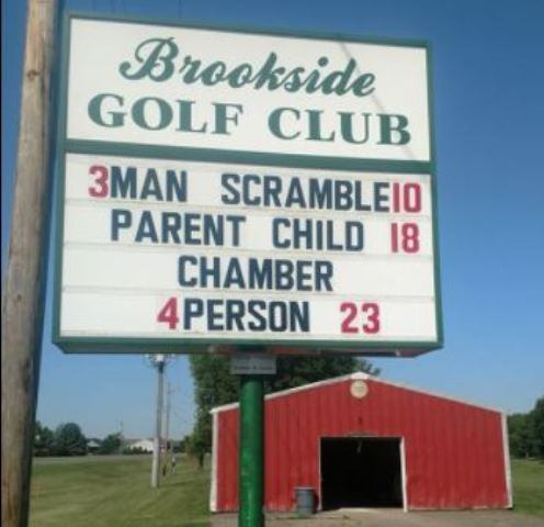 Brookside Golf Club, Kingsley, Iowa,  - Golf Course Photo