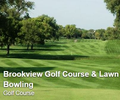 Brookview Golf Course,Golden Valley, Minnesota,  - Golf Course Photo