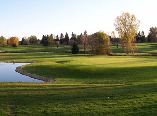 IMA Brookwood Golf Club | Brookwood Golf Course, Burton, Michigan, 48509 - Golf Course Photo