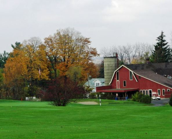 Brookwood Golf Course, Buchanan, Michigan, 49107 - Golf Course Photo