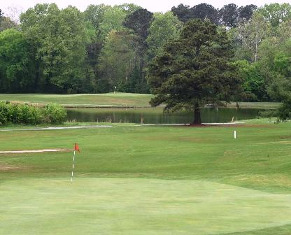 Brown Acres Golf Course, Chattanooga, Tennessee, 37421 - Golf Course Photo