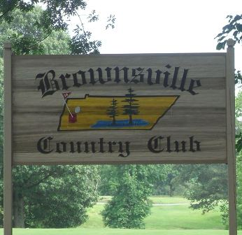 Brownsville Country Club,Brownsville, Tennessee,  - Golf Course Photo