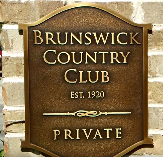 Golf Course Photo, Brunswick Country Club, Brunswick, 31525